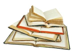books open stack